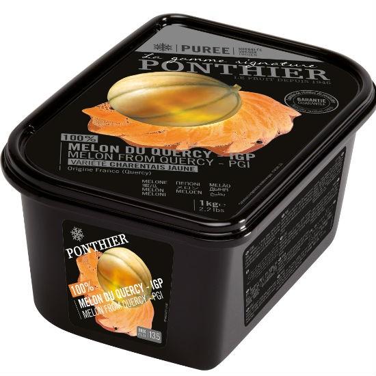 Purée de Melon du Quercy 6x1kg