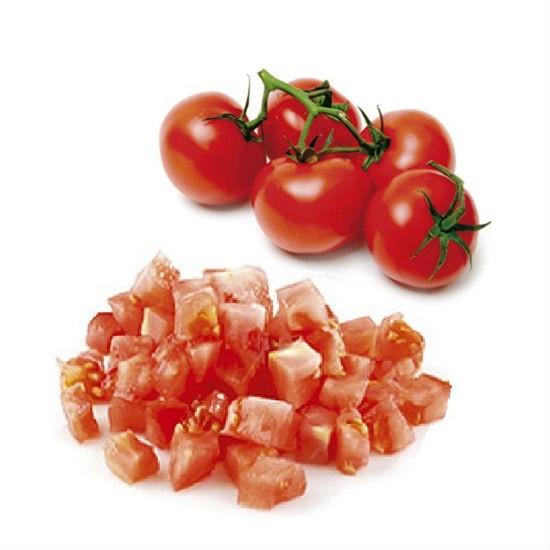 Concassé de Tomates à l'Italienne