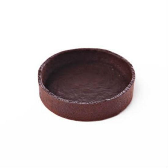 Fond de Tartelette Chocolat Ronde Ø10cm