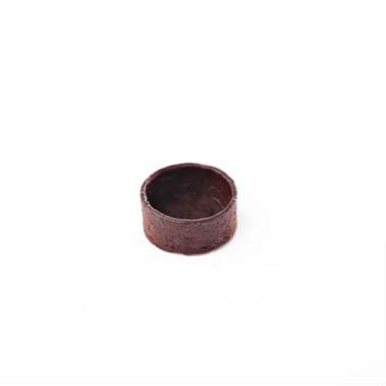 Fond de Tartelette Chocolat Ronde Ø3.8cm