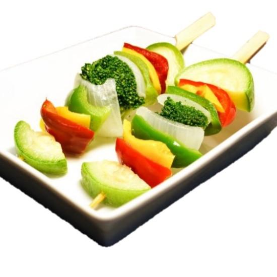 Brochettes de Légumes 80gr
