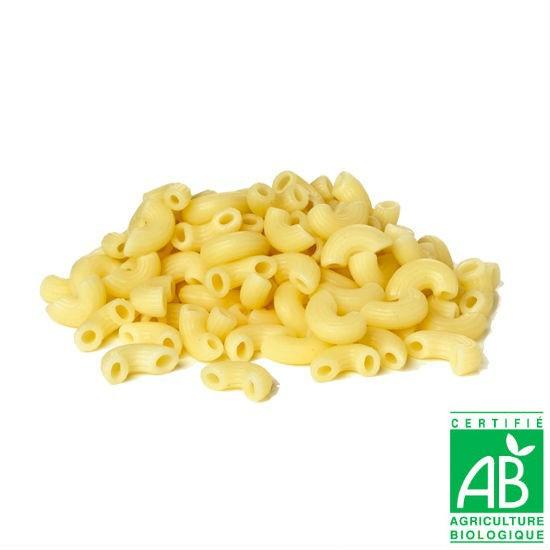 Coquillette Bio précuites 2.5kg