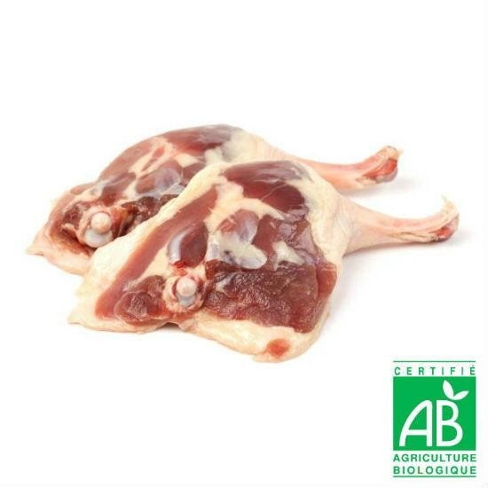 cuisse de canard 400gr France