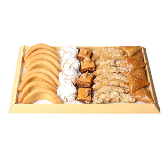 Mini Patisseries Orientales Atlas
