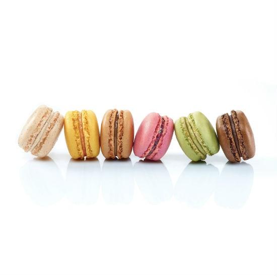 Macarons assortis