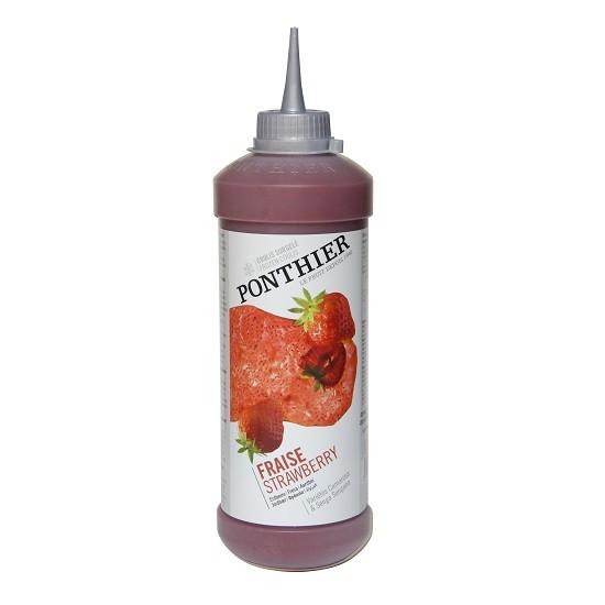 Coulis fraise 500gr