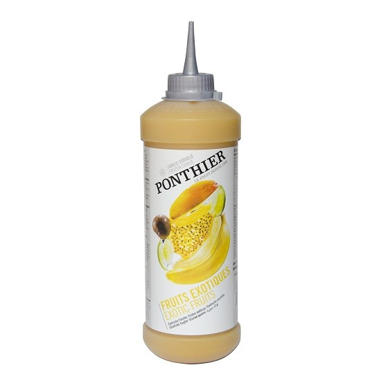 Coulis fruit exotique 500gr