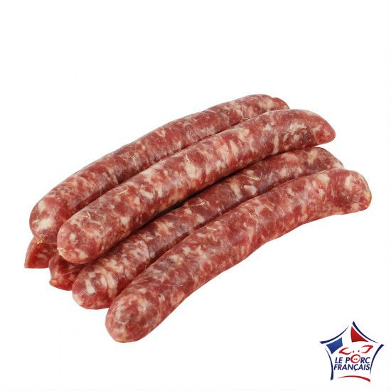Chipolata pur porc 50gr