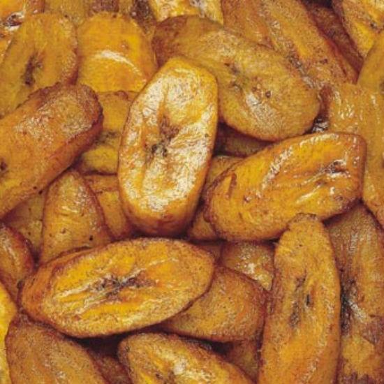 Bananes Plantain en Tronçons Préfrites