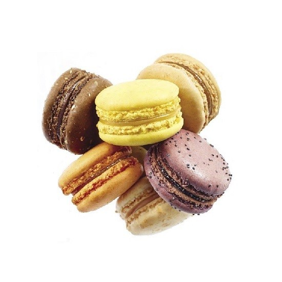 Macarons 'Notes Gourmandes'