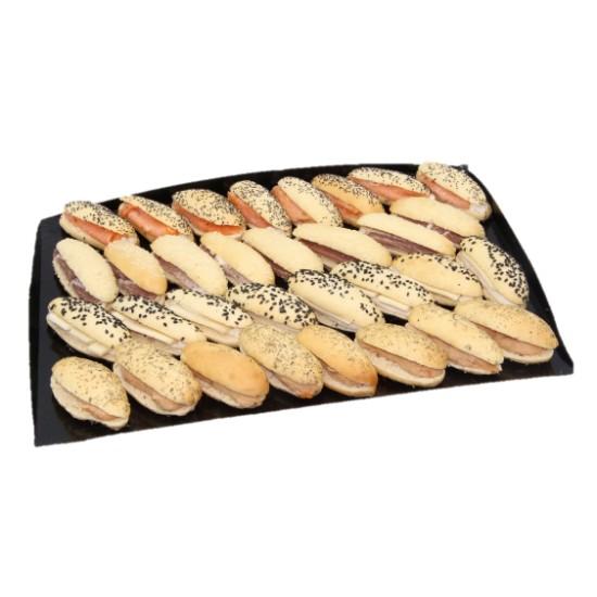 Mini Sandwichs Assortis +/-18gr