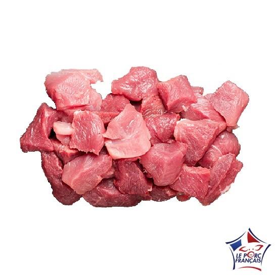 Sauté Porc Coupé Main 60/80gr