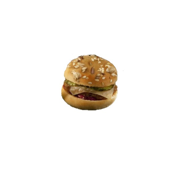 Mini Beefburger 18gr