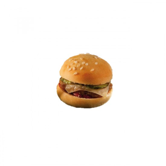 Mini Hamburger Poulet 18gr