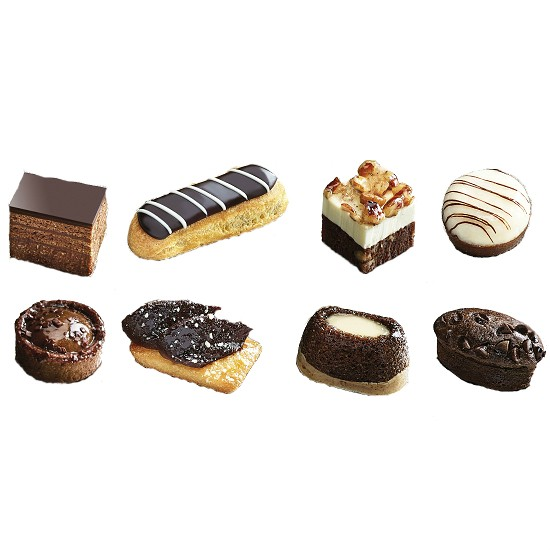 """Petits Fours """"Elégance et Chocolat"""""""