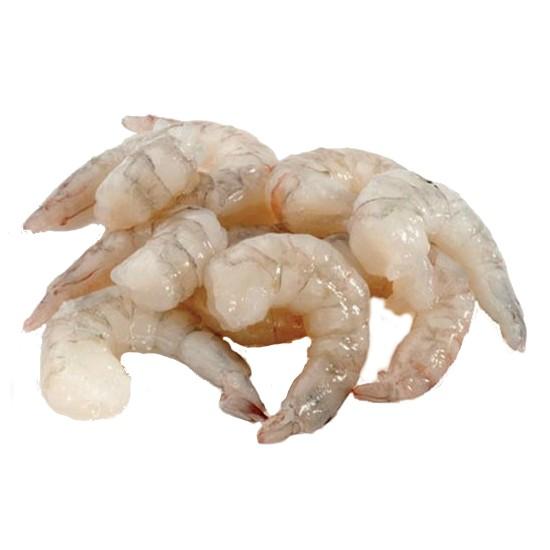 Queues de Crevettes 26/30 LBS Vannamei