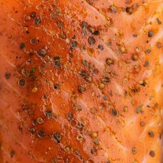 Coeur de Saumon aux épices 500gr