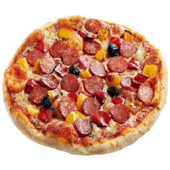 Pizza Chorizo 460gr
