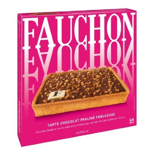 Tarte Chocolat praliné 430gr
