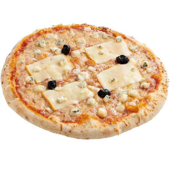 Pizza 4 Fromages 430gr