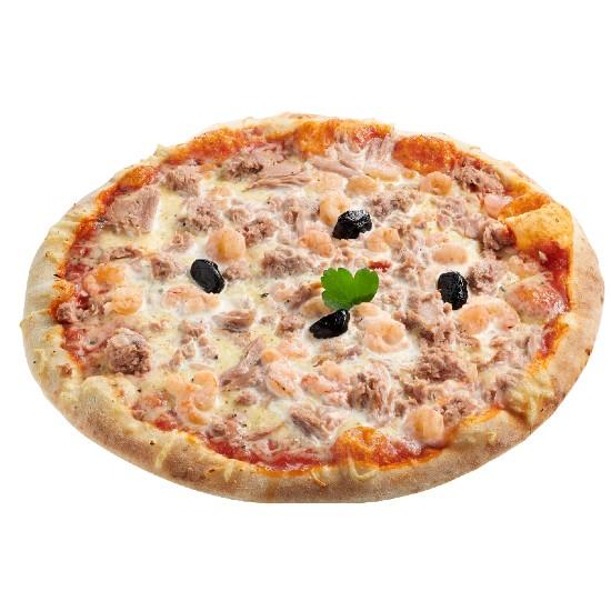 Pizza Pécheur 440gr