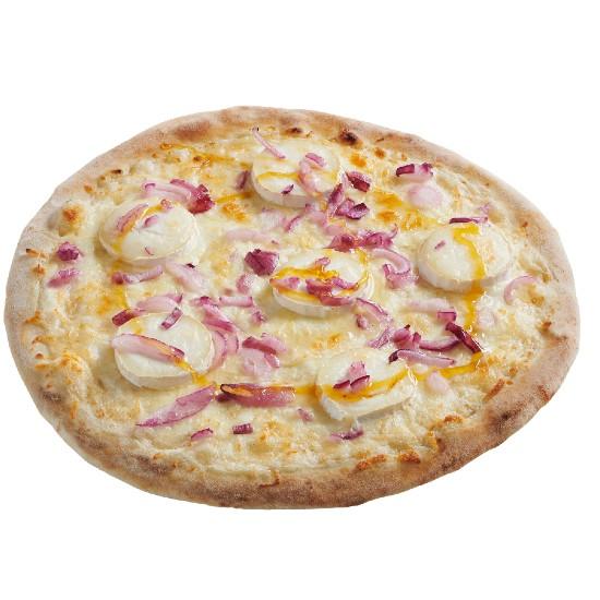 Pizza Chèvre Miel Oignons 410gr