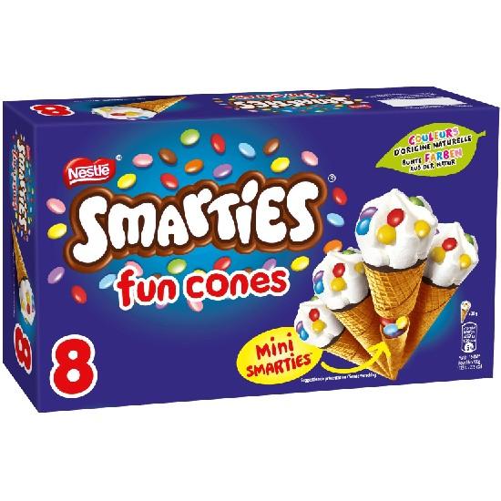 Smarties Fun Cônes
