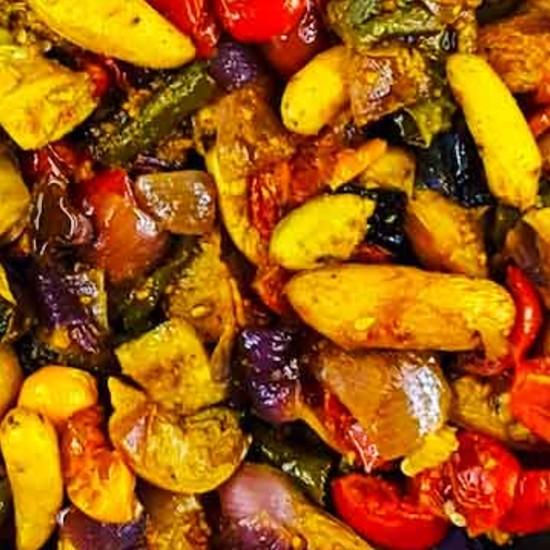 Mélange de Légumes 500gr