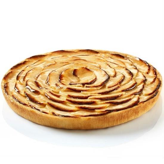 """Tarte aux Pommes """"Pur Beurre"""" Prédécoupée x8"""