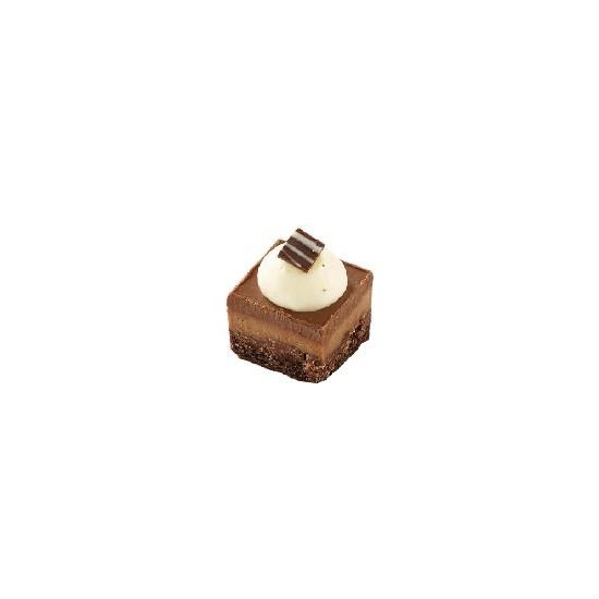 Mini Carré aux 3 Chocolats 13gr